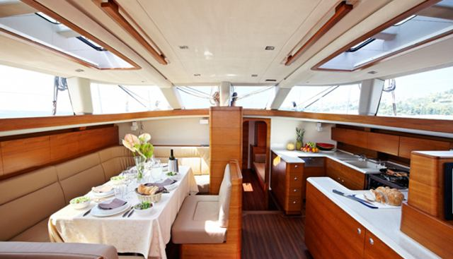 Geometry Charter Yacht - 6