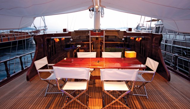 White Goose Charter Yacht - 6