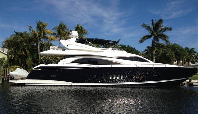 El Tio Charter Yacht