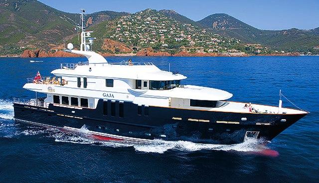 Gaja Charter Yacht