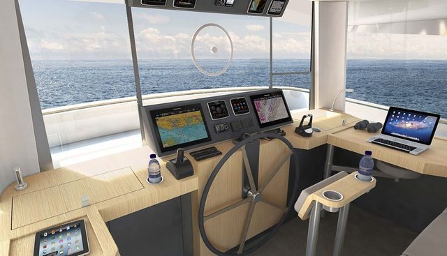 Long Island 78 Charter Yacht - 6