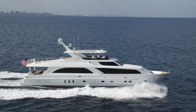 Crystal Anne Charter Yacht