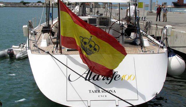 Alarife Cien Charter Yacht - 5