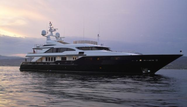 Blue Night Charter Yacht