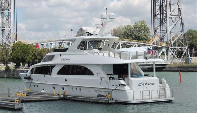 Catera Charter Yacht - 2