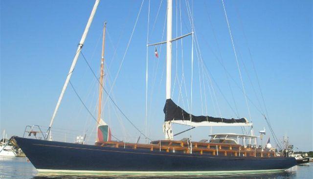 Lauren L Charter Yacht