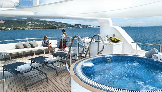 Christina G Charter Yacht - 2