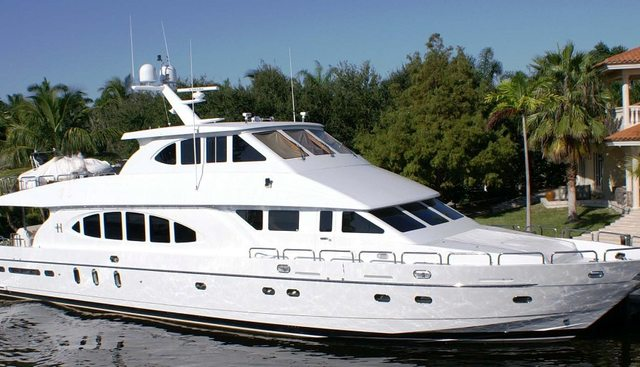 Lady Deanne V Charter Yacht