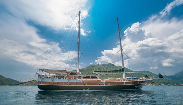 Sadri Usta 1 Charter Yacht