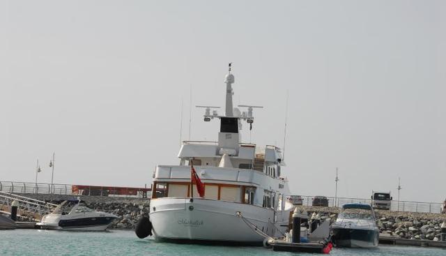 Mashallah Charter Yacht - 2