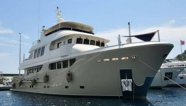 Unlimited 88 Charter Yacht