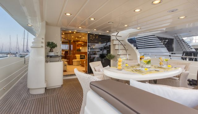 Amoraki Charter Yacht - 4