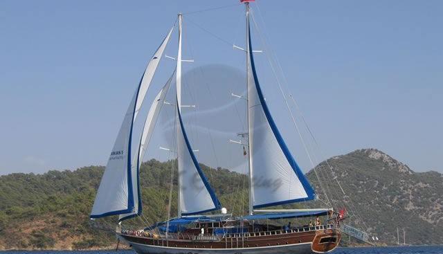 Tarkan 5 Charter Yacht