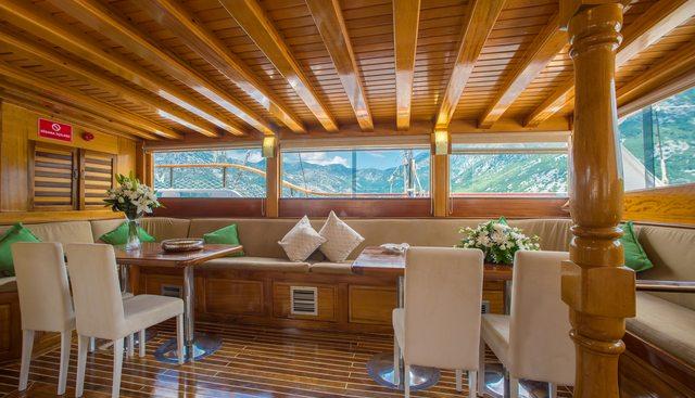 Sadri Usta 1 Charter Yacht - 7