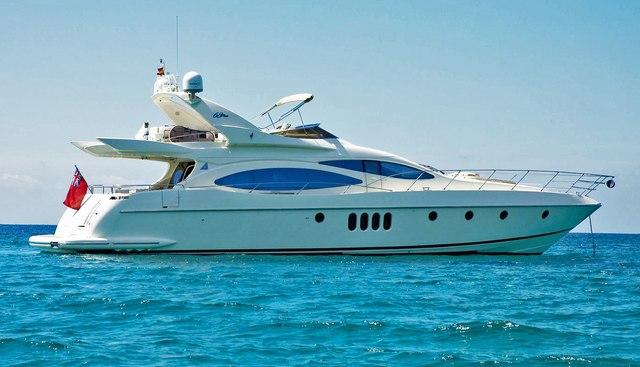 Lady Renee Charter Yacht