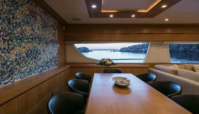 Mythos Charter Yacht - 8
