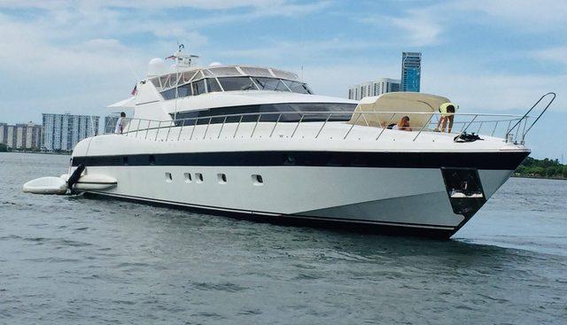 Xoxo Charter Yacht