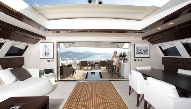 taTii Charter Yacht - 6