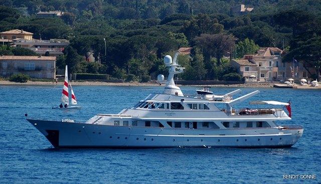 Atlantica Seconda Charter Yacht - 3