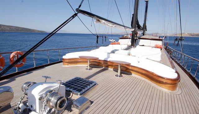 Junior Orcun Charter Yacht - 4