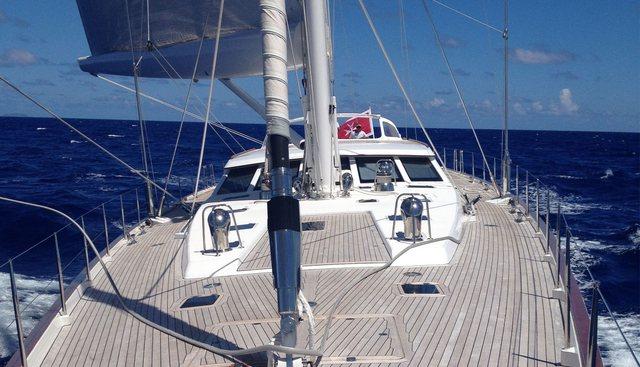Cavallo Charter Yacht - 2