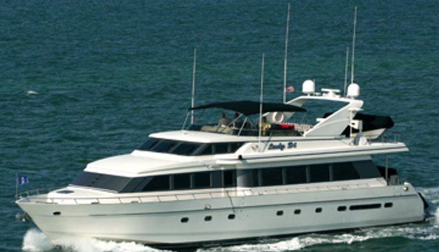 Lady Di Charter Yacht