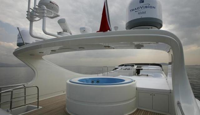 Grace Kelly Charter Yacht - 4