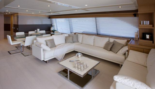Saudades Charter Yacht - 5