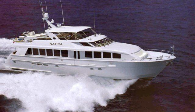 Natica Charter Yacht