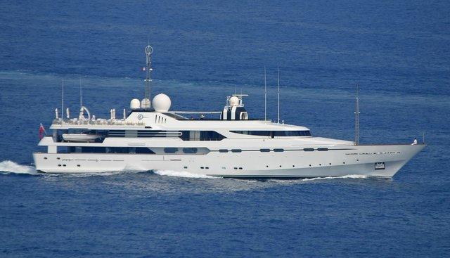 Il Vagabondo Charter Yacht