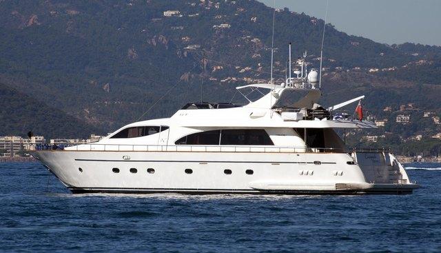 Escapade Ventures II Charter Yacht