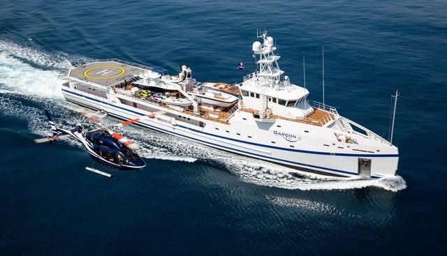 Garcon Charter Yacht - 8