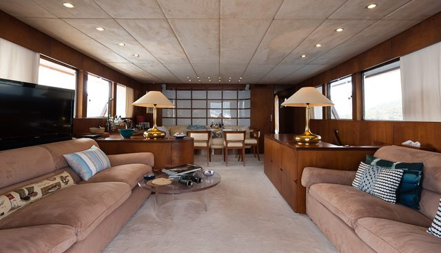 Ladyar B Charter Yacht - 7