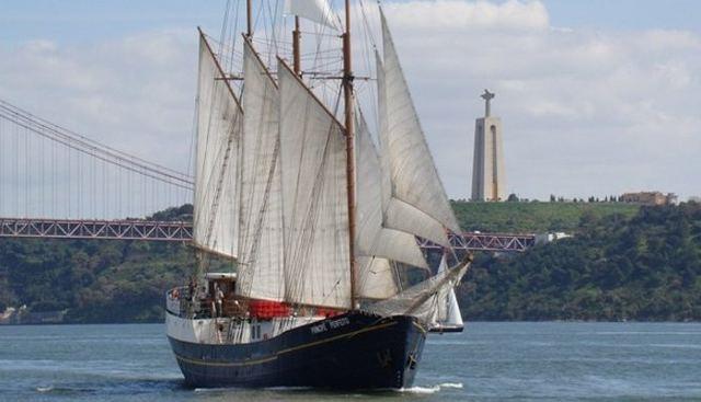 Principe Perfeito Charter Yacht