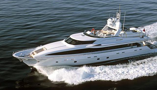 Valkyrie Charter Yacht