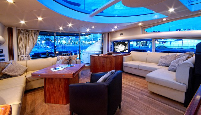Low Profile Charter Yacht - 5