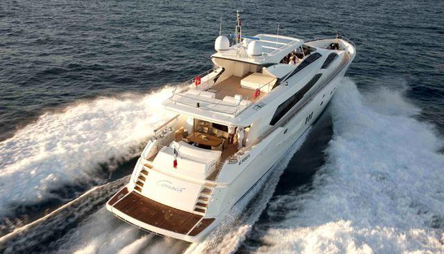CNC Charter Yacht - 5