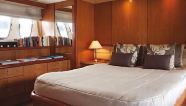 La Odisea Charter Yacht - 4