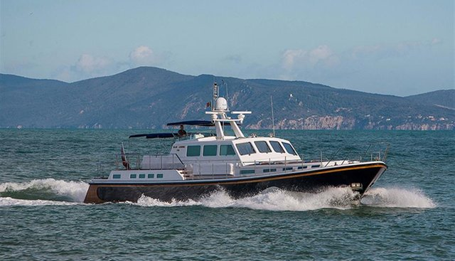 Blue Legend Charter Yacht - 2