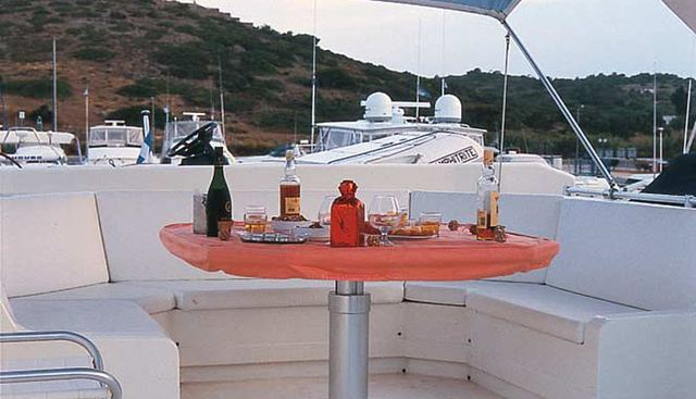 Amphitrite K.Y. Charter Yacht - 4
