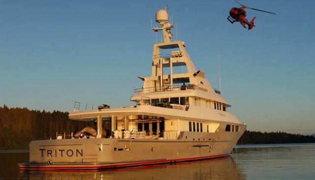 Triton Charter Yacht - 3