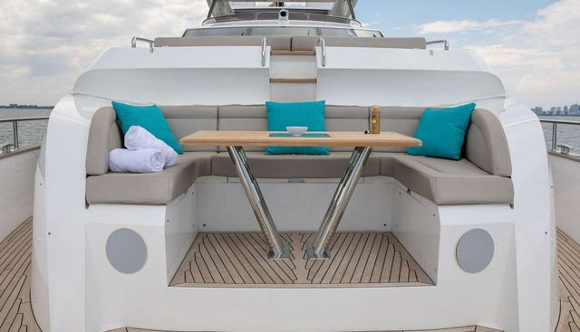 Perseverance 3 Charter Yacht - 2