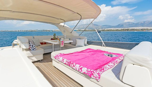 Alfea Charter Yacht - 3