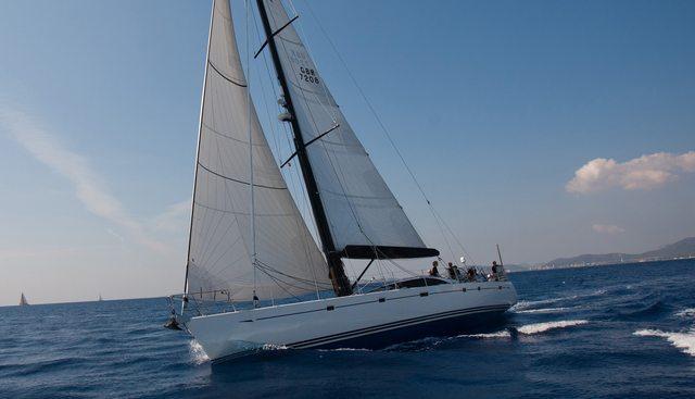 Koluka Charter Yacht