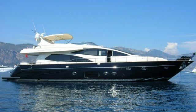 Spyro Charter Yacht