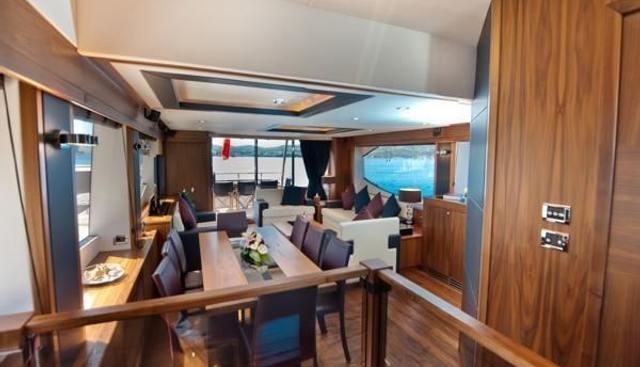 Oomka Charter Yacht - 8