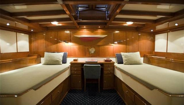 Candida Charter Yacht - 4