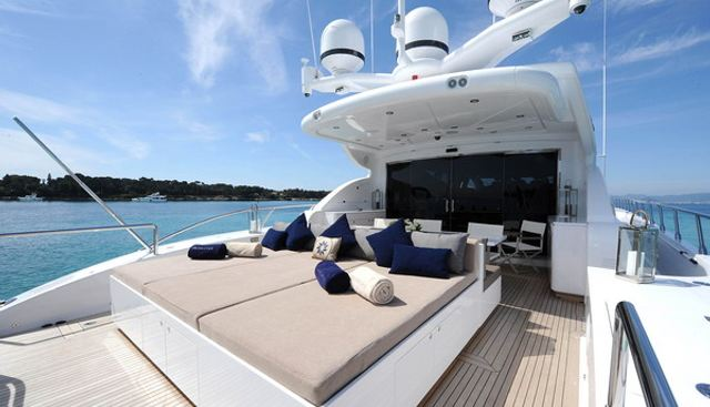 Phoenician Charter Yacht - 3