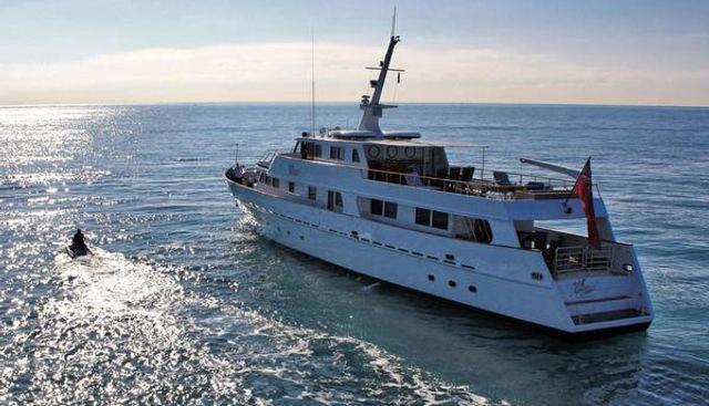 Osprey Charter Yacht - 5