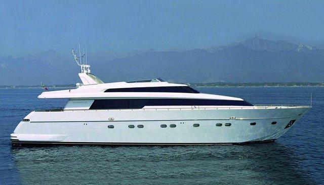 Chrismine Charter Yacht